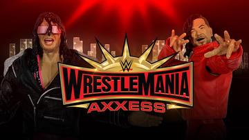 b8a737088 Mattel action figure reveals at WrestleMania 35 Axxess  photos