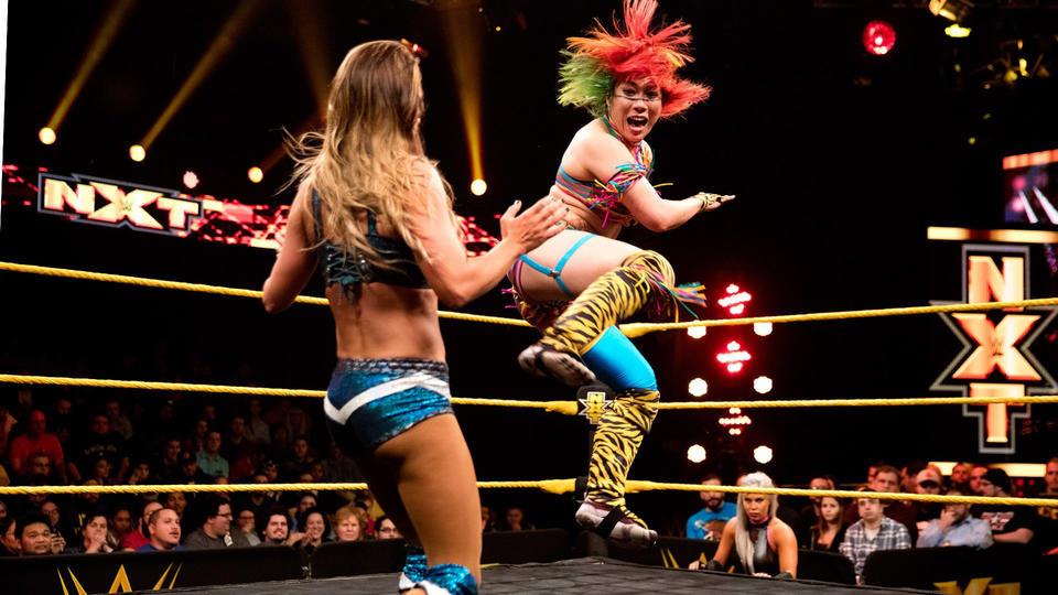 NXT 23 mars