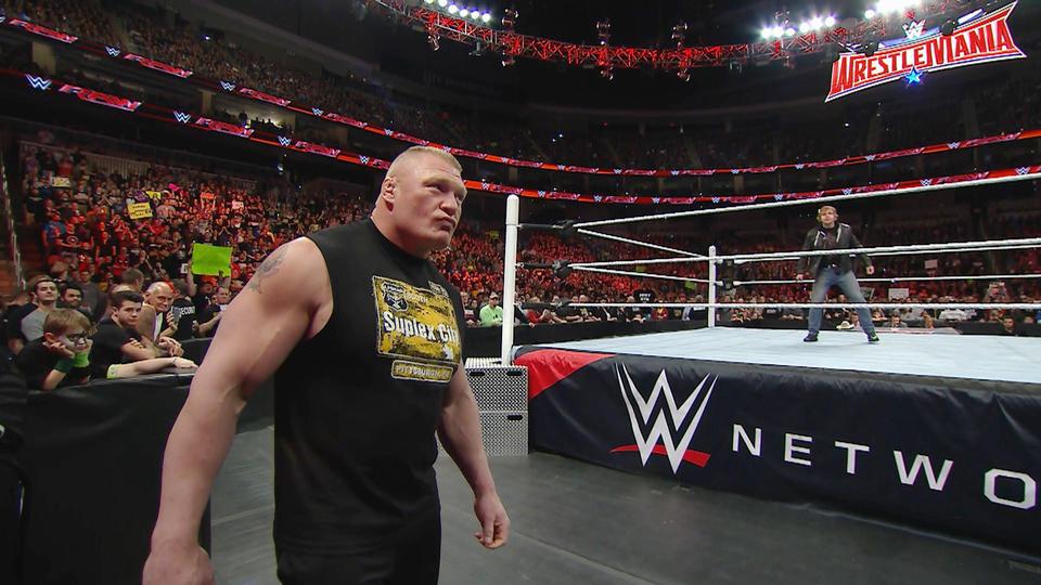 WWE RAW 14 mars