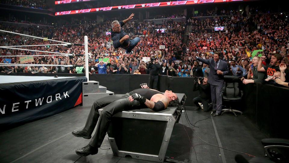 Resultats WWE RAW 28 mars