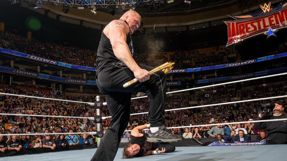 SmackDown 24 mars