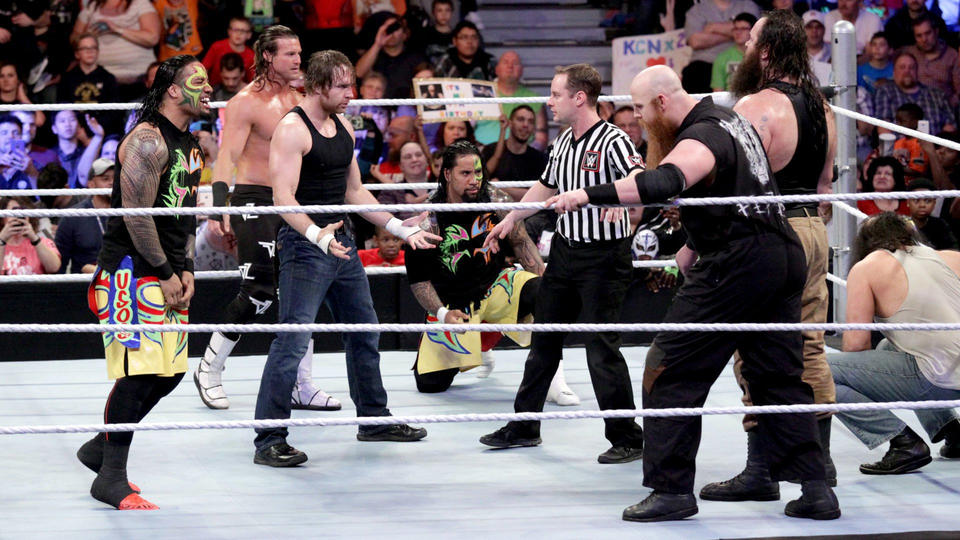 SmackDown 10 mars