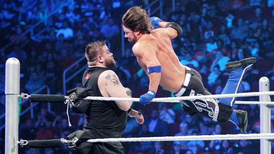 Resultats WWE SmackDown 7 avril