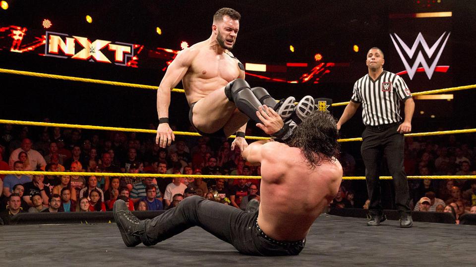 Resultats NXT 11 mai