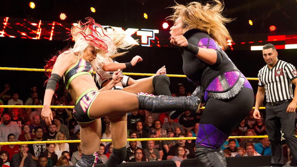 Resultats WWE NXT 25 mai