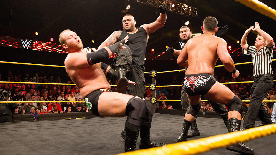 Resultats WWE NXT 15 juin