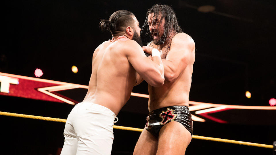 Resultats WWE NXT 26 avril 2017