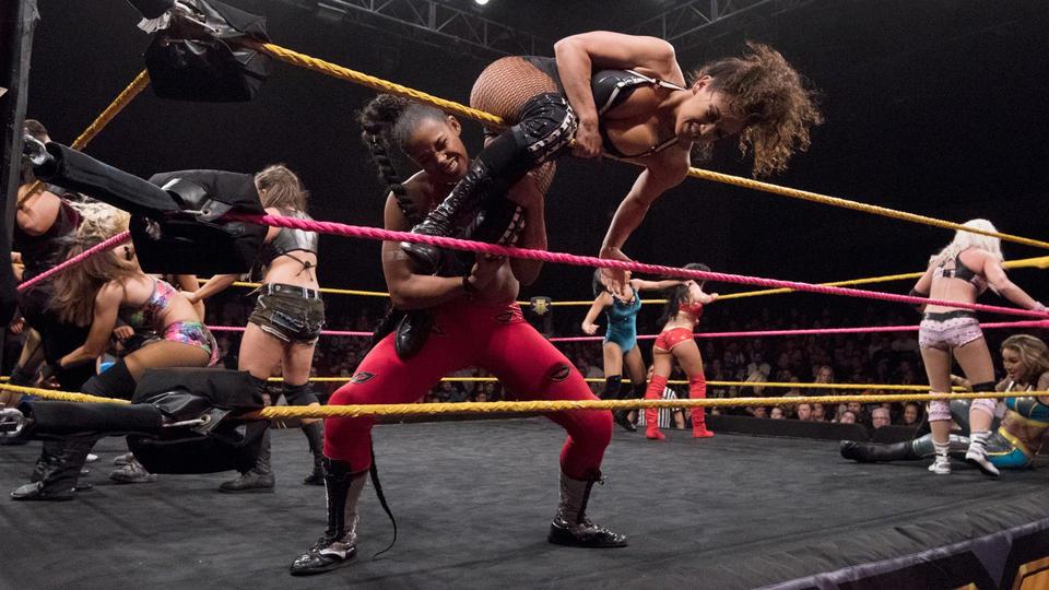 Resultats WWE NXT 25 octobre 2017