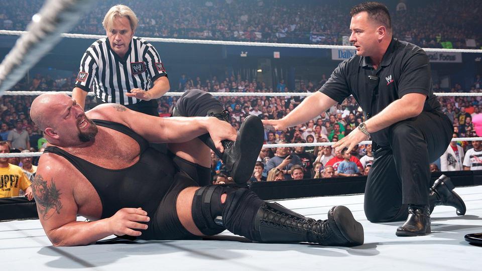 10 lutadores que já destruíram Big Show