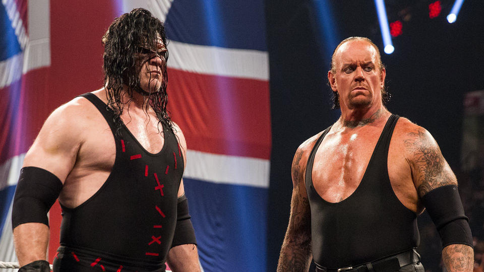 The Undertaker And Kane Talk Failed Gimmicks Before Kane's Debut, Their Lengthy Rivalry