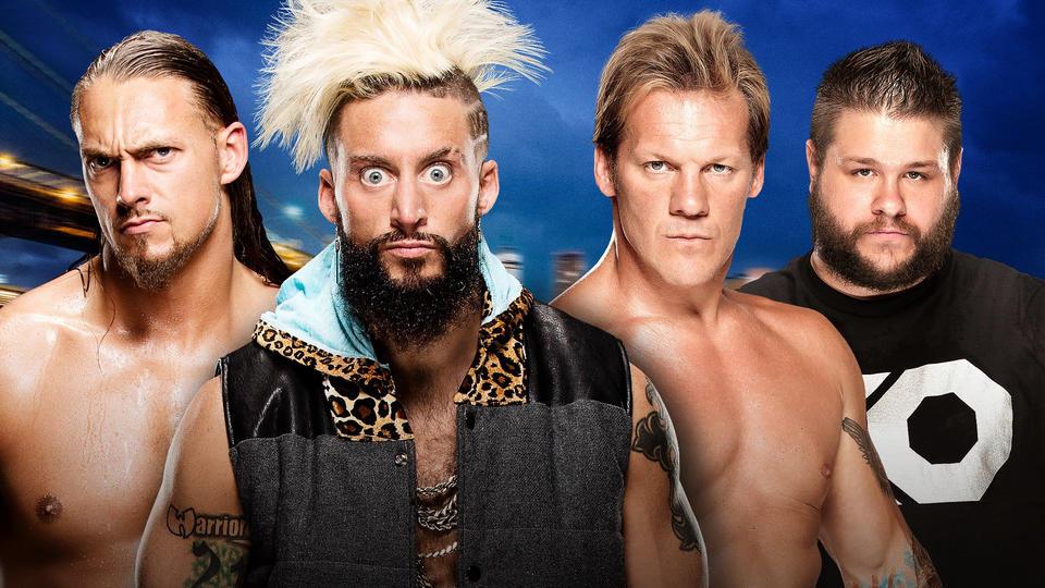 Confirmed and Potential Matches for WWE SummerSlam 2016 20160808_SSlam_MATCH_EnzoCassJerichoOwens--14e3a971d5286359b5b103ff42458d92
