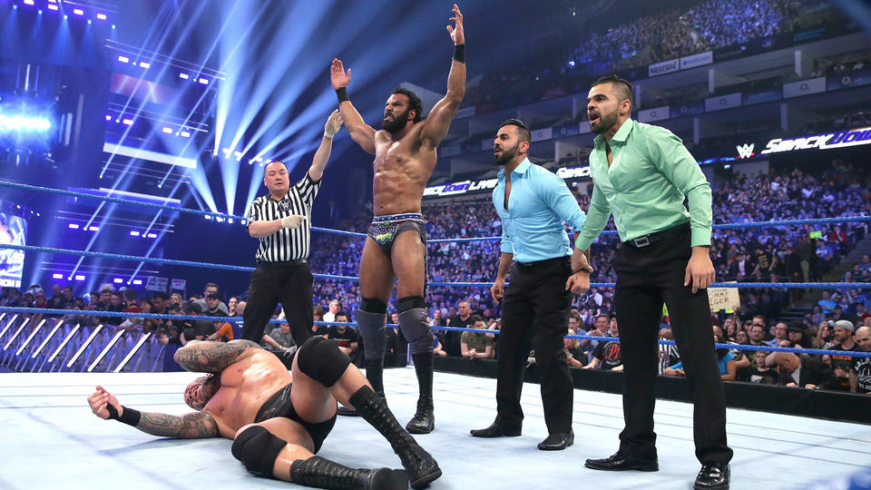 WWE Tuesday Night Smackdown 09.05.2017