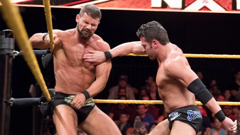 Resultats WWE NXT 5 juillet 2017