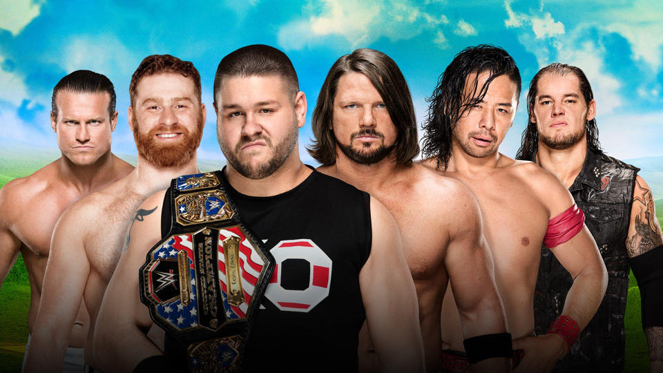 WWE Money In The Bank 2017 Results