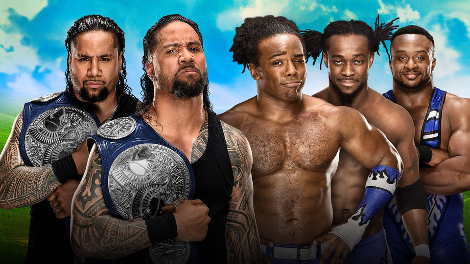 Confirmed and Potential Matches for WWE Money in the Bank 2017 20170602_MITB_UsosNewDay--65e741c27ae907c829d64423b56858c8