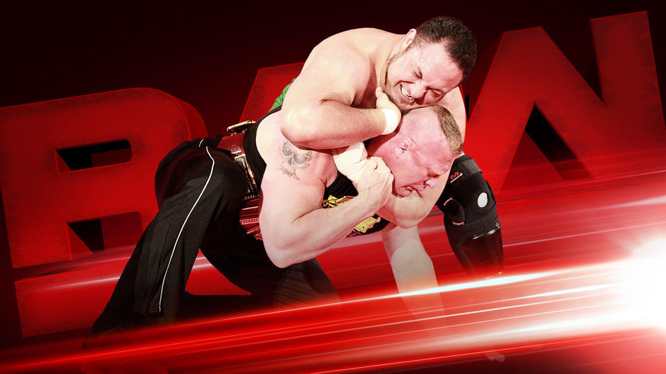 The Brock Lesnar vs. Samoa Joe Feud Continues, Preview For Raw