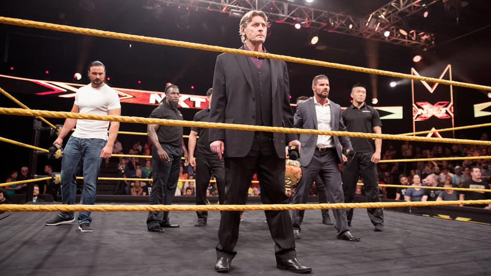 Resultats WWE NXT 10 aout 2017