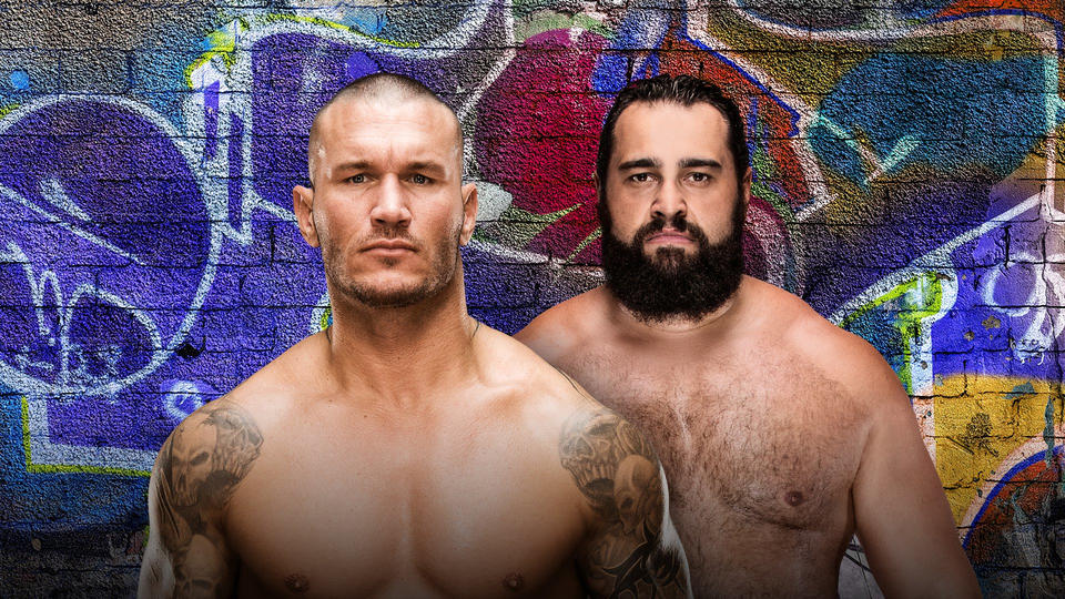 Image result for randy orton vs. rusev summerslam