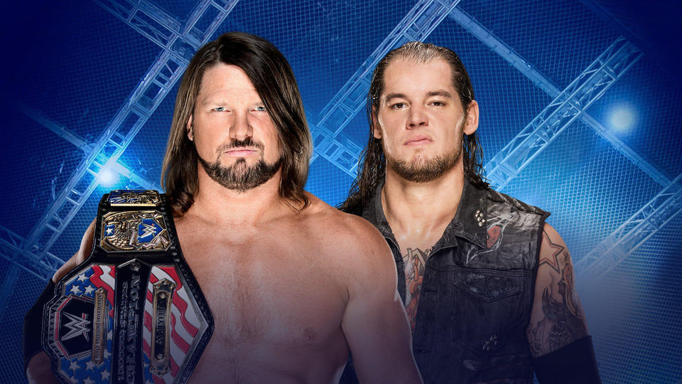 Confirmed and Potential Matches for WWE Hell in a Cell 2017 20170926_HIAC_StylesCorbin--8ee7760f56eb126b6c815b78a8d95e34