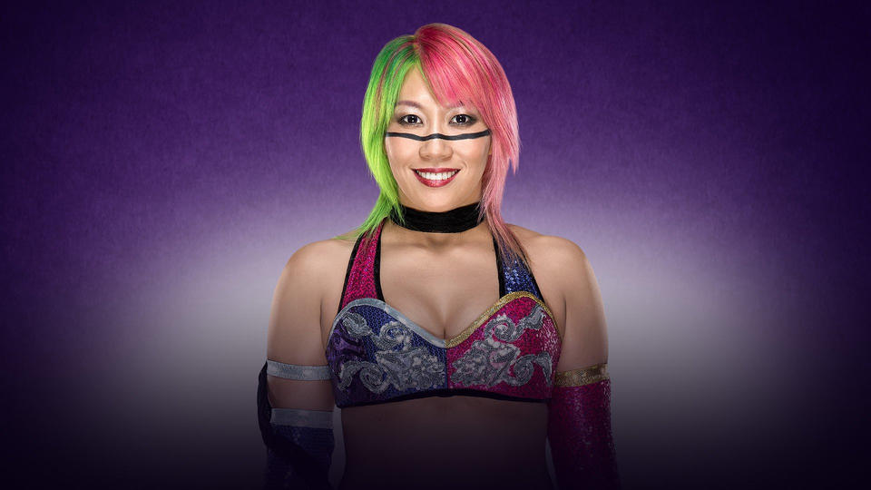 wrestlemania 34 match card_Asuka
