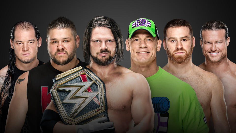 WWE Fastlane 2018 live Stream