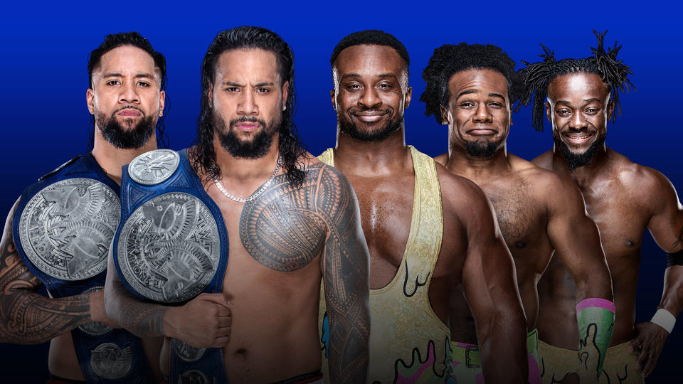Confirmed and Potential Matches for WWE Fastlane 2018 20180306_Usos_NewDay--bc7c64824e7d042f7c7f02a65542ebe9