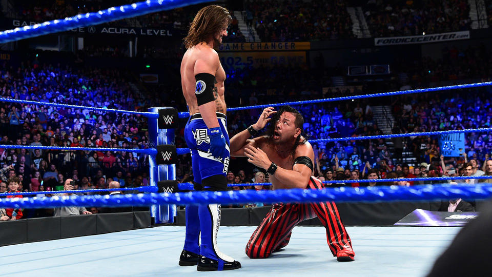 WWE SmackDown LIVE: 03.04.2018