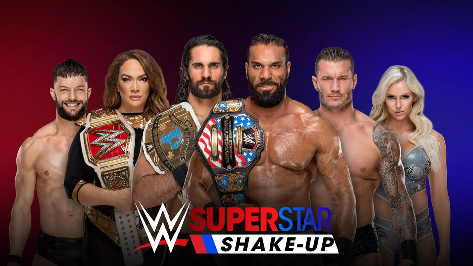 2018 Superstar Shake-up