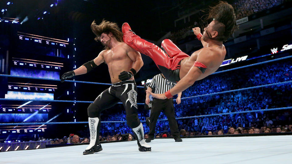 WWE SmackDown LIVE: 15.05.2018