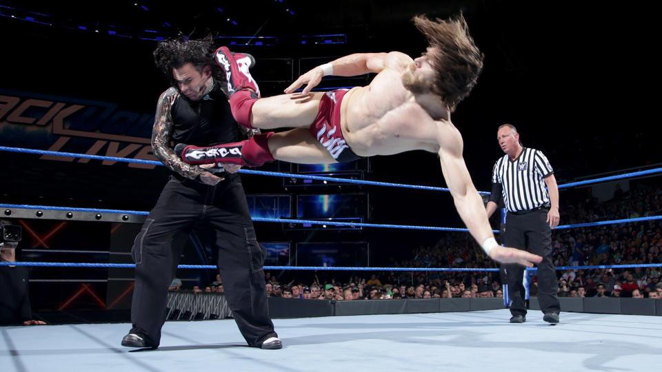 WWE SmackDown LIVE: 22.05.2018