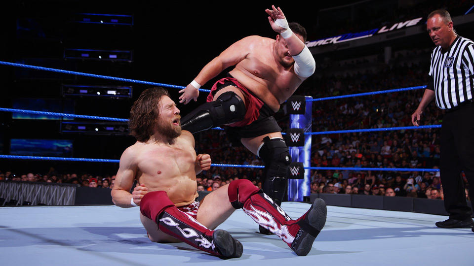 WWE SmackDown LIVE: 29.05.2018