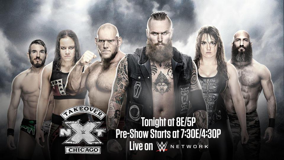 Resultado de imagen para NXT TakeOver