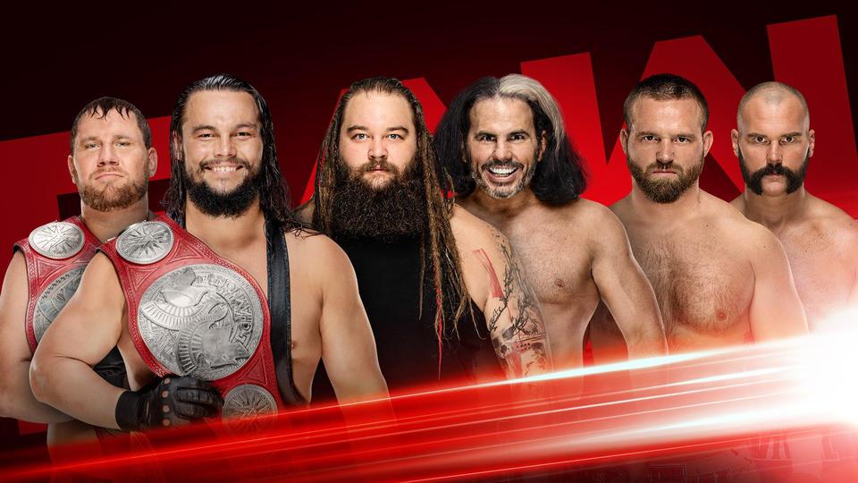 wwe2018年8月14日 RAW wwe20180814