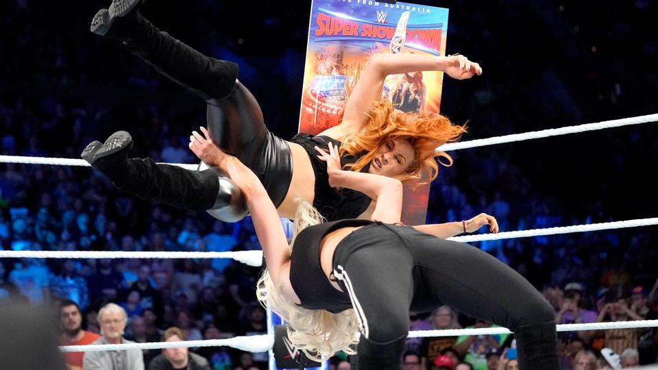 WWE SmackDown LIVE: 02.10.2018
