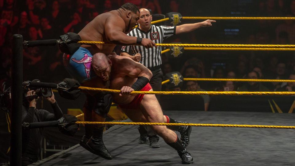 WWE NXT 28.11.2018