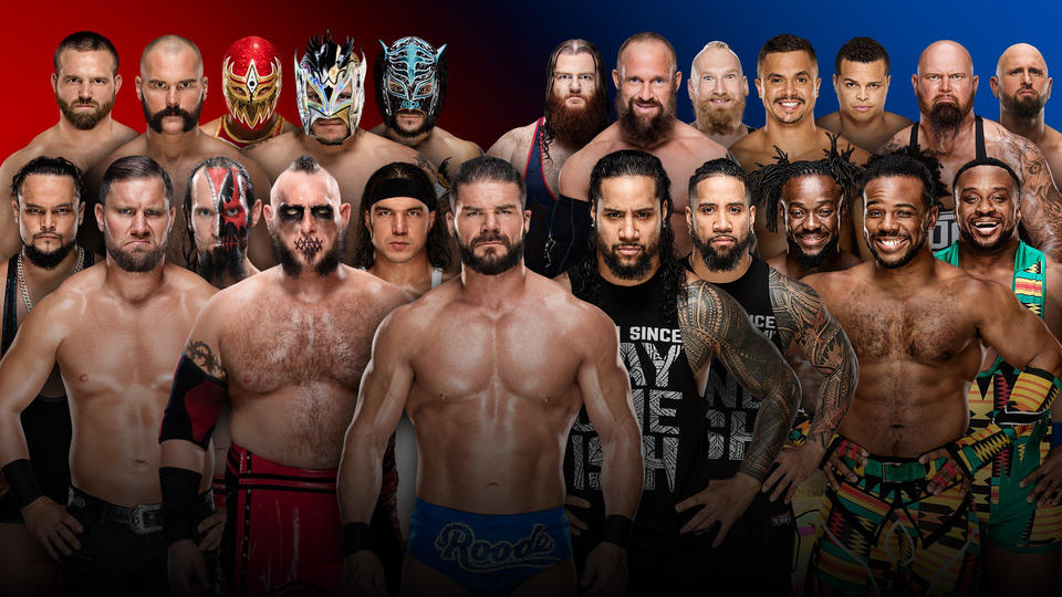 Превью WWE Survivor Series 2018