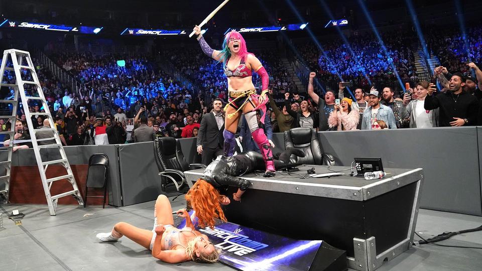 WWE SmackDown LIVE 11.12.2018