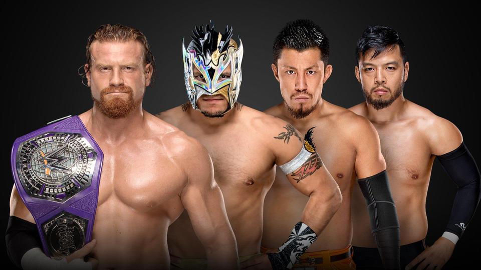 Почему стоит смотреть Royal Rumble 2019