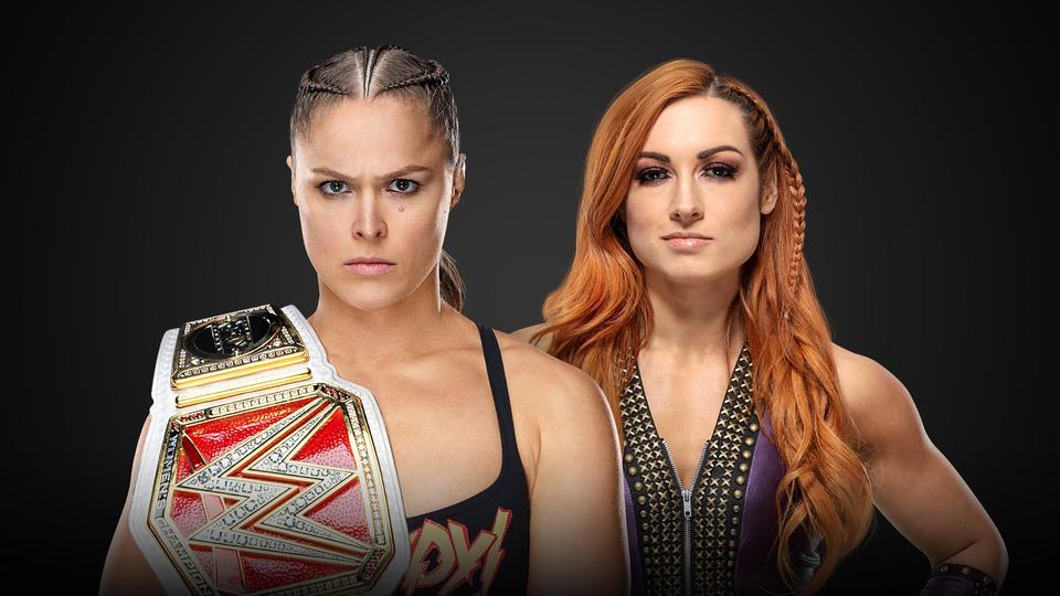 В WWE выбрали мейн-ивент WrestleMania 35