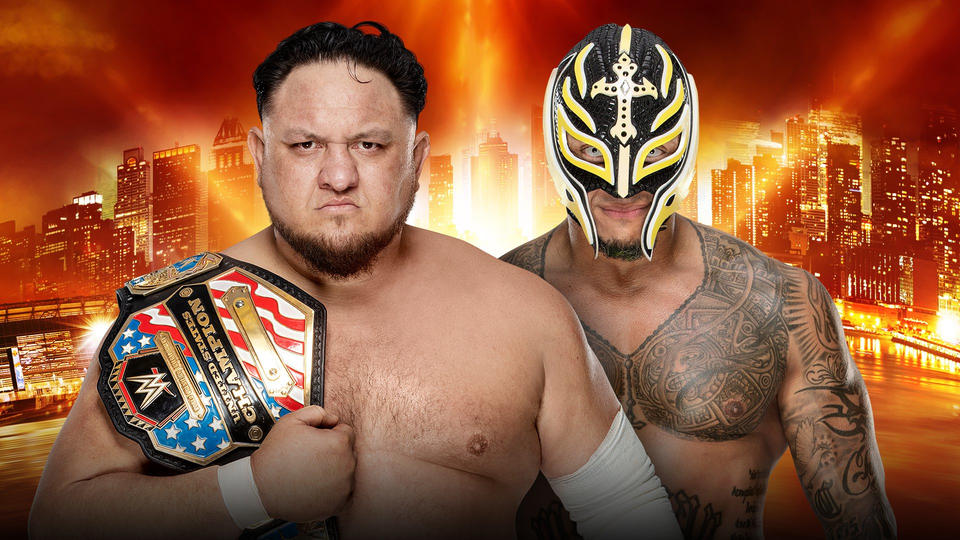 United States Championship: Samoa Joe (c) vs. Rey Mysterio 20190320_WM_SamoaRey--db0c3a343c2385062bc847bf133f55f6