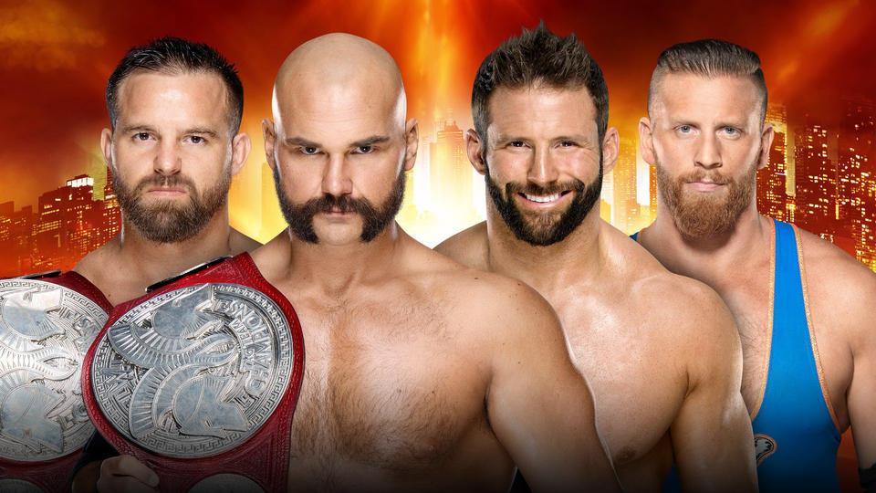 Raw Tag Team Championship: The Revival (c) vs. Curt Hawkins & Zack Ryder 20190404_WM_RAW_Tag--4d3b4815391e95d285921f658229a560