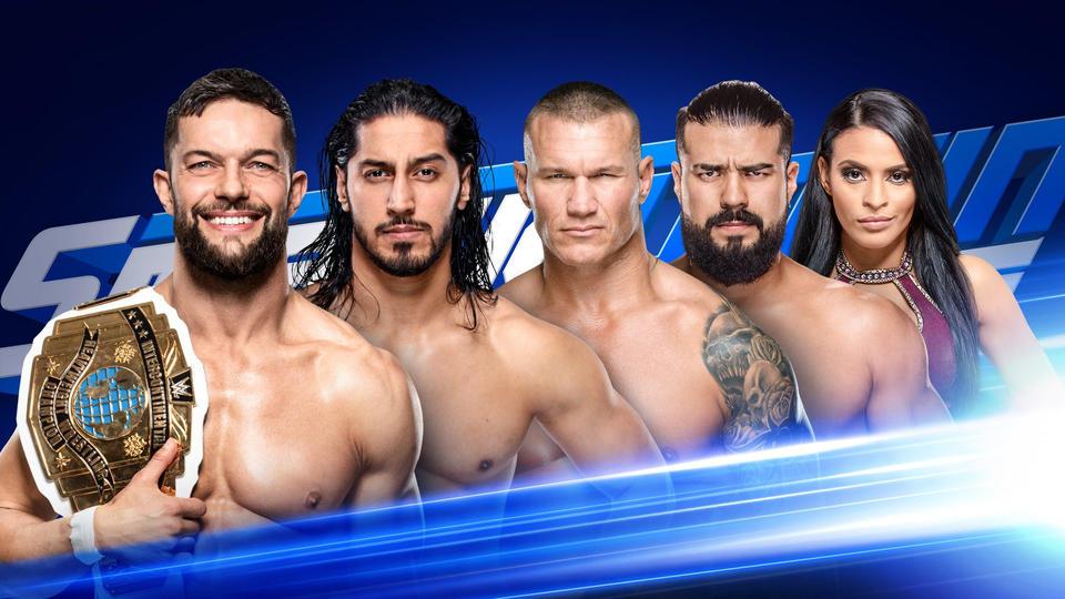 WWE SmackDown LIVE: 14.05.2019