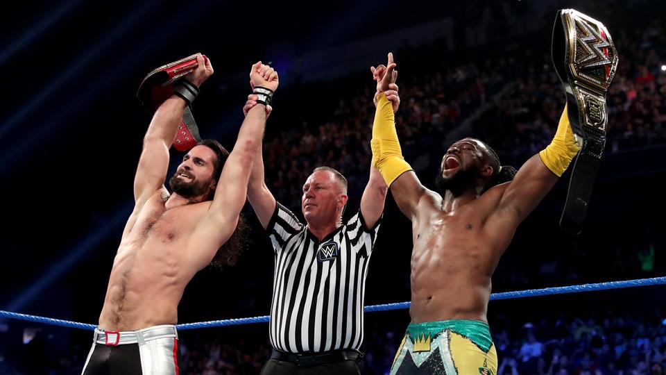WWE SmackDown LIVE: 18.06.2019
