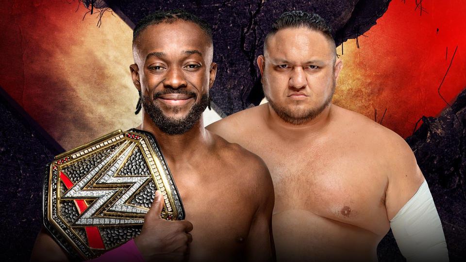 Kofi Kingston Samoa Joe Extreme Rules PPV