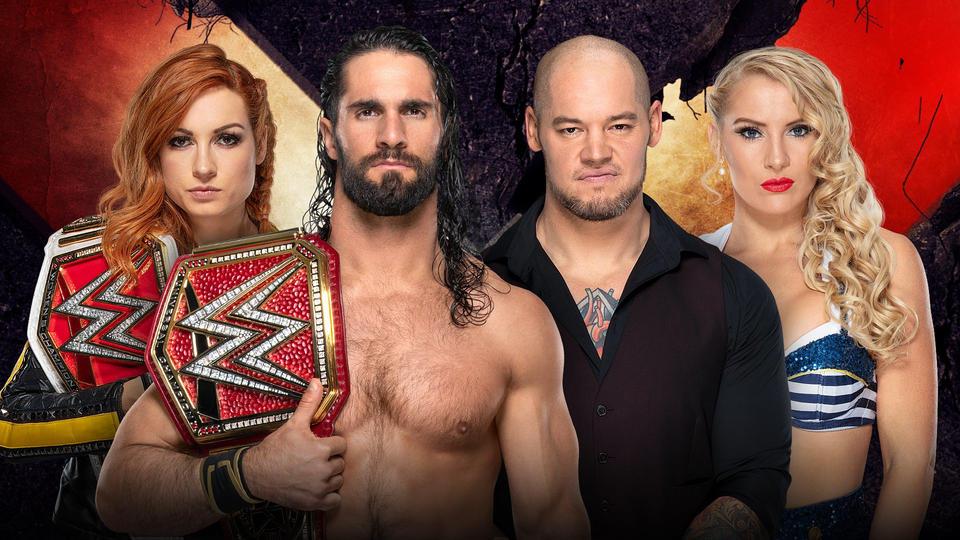 Lynch Rollins vs Corbin Evans Extreme Rules 2019