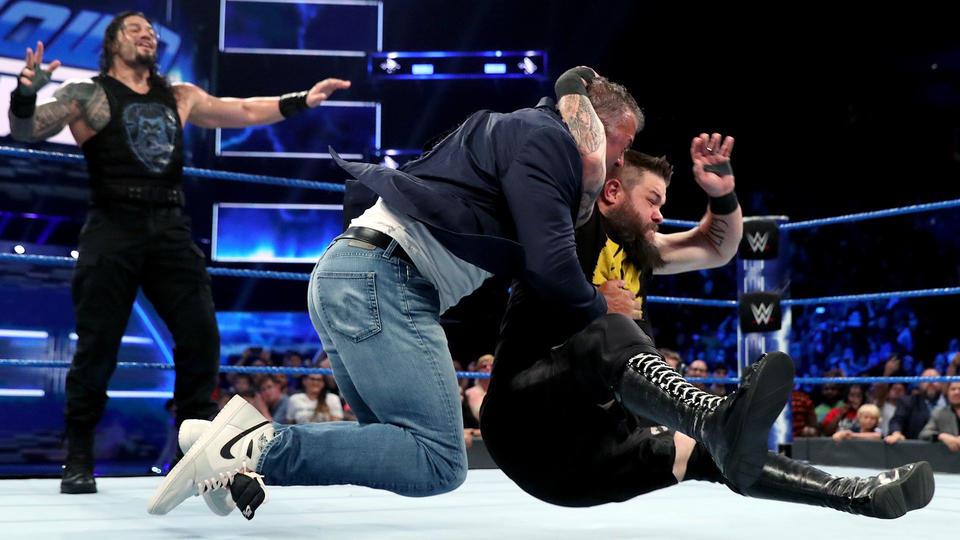 WWE SmackDown LIVE: 23.07.2019