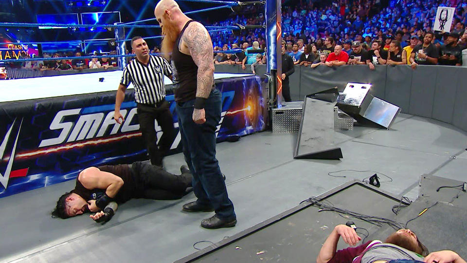 WWE SmackDown LIVE: 03.09.2019