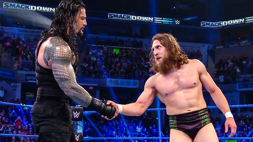 WWE Friday Night SmackDown 18.10.2019