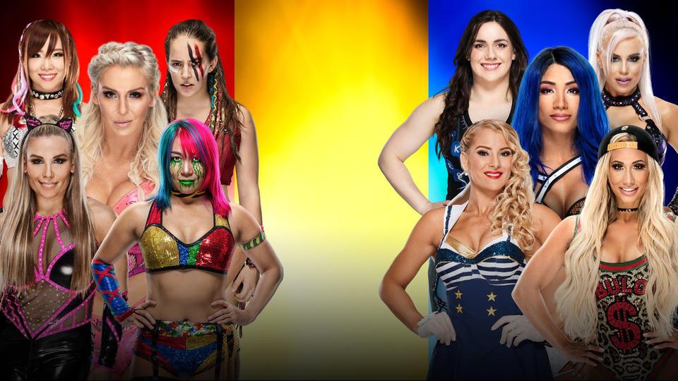 WWE Survivor Series Preview & Predictions: November 24, 2019 5