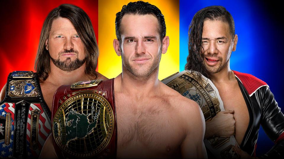 WWE Survivor Series Preview & Predictions: November 24, 2019 3
